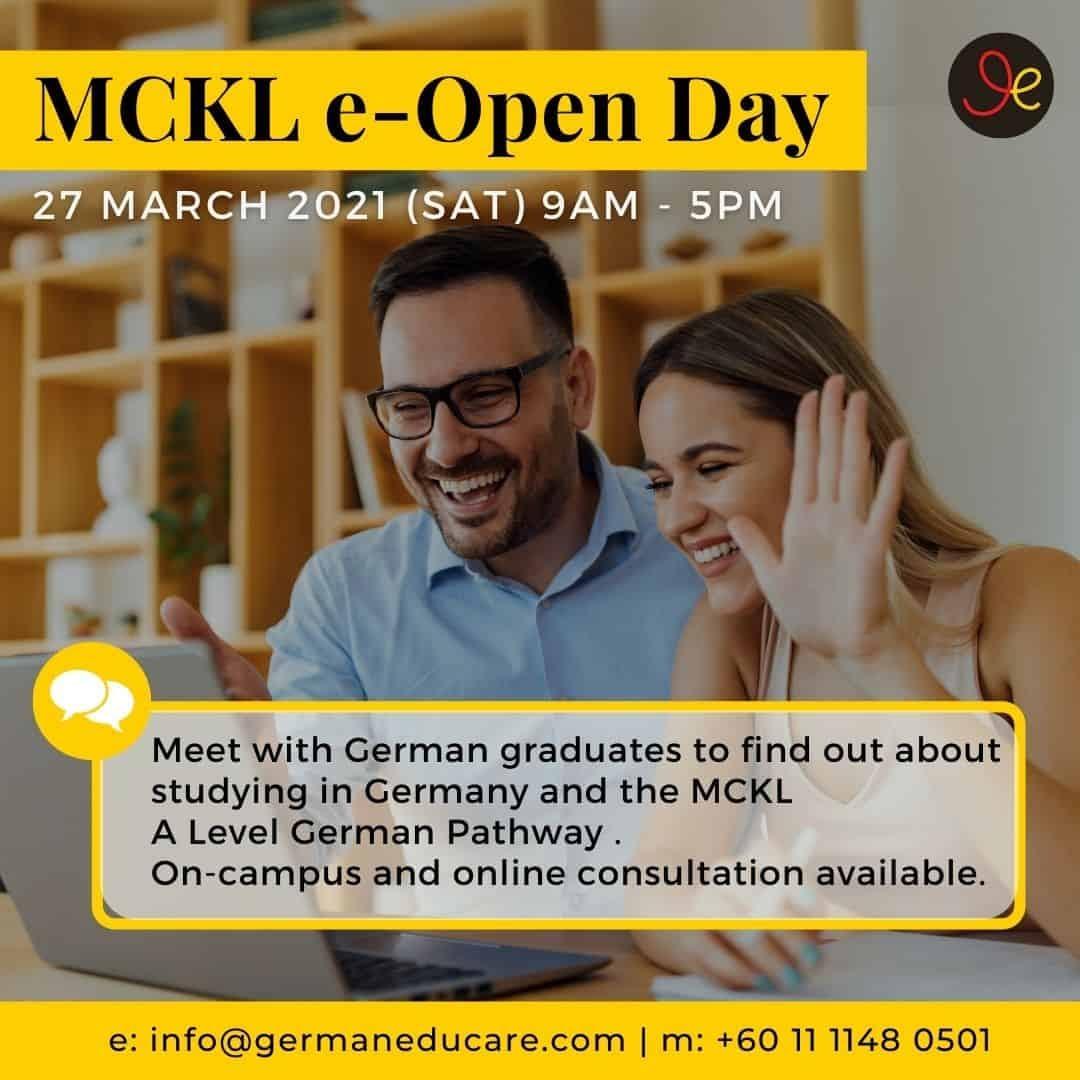 MCKL Open Day