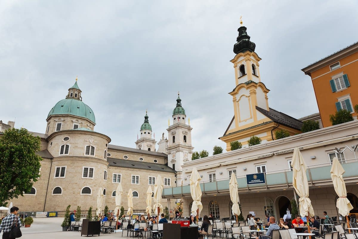 Salzburg centre
