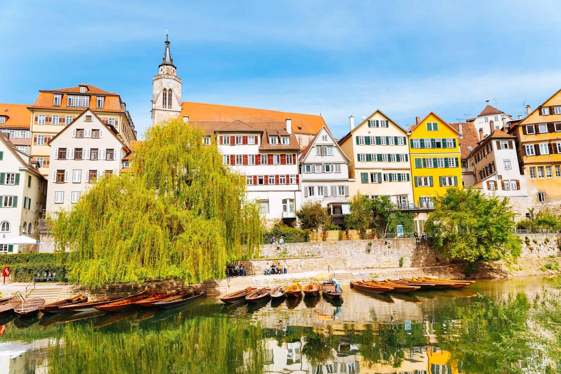 Study and work in Germany to experience and explore this land of opportunity.