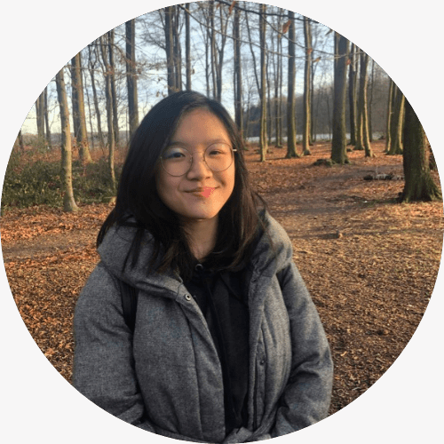 Trisha studying and living in Germany