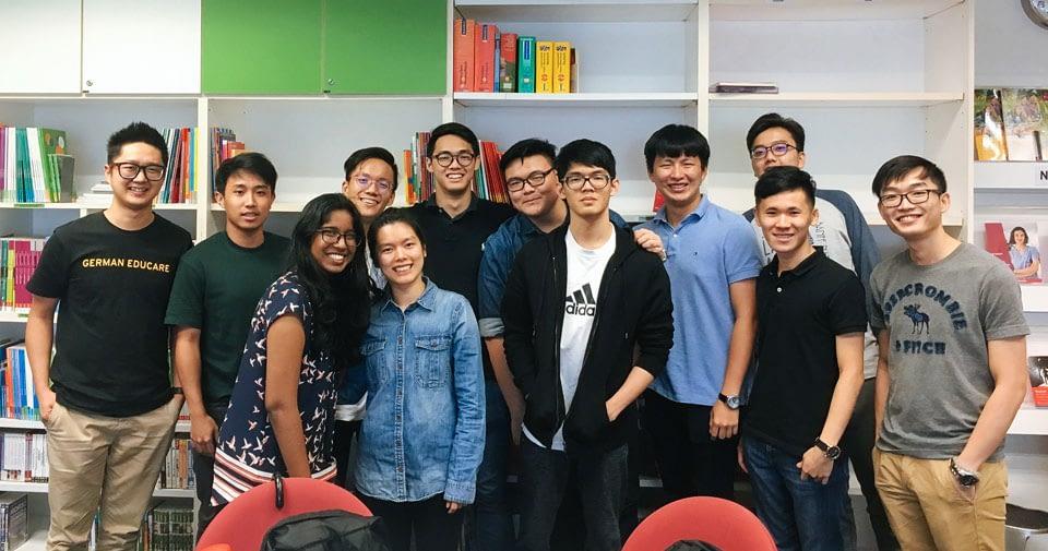 GEC students