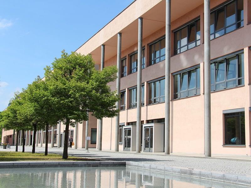Deggendorf Institute of Technology-campus